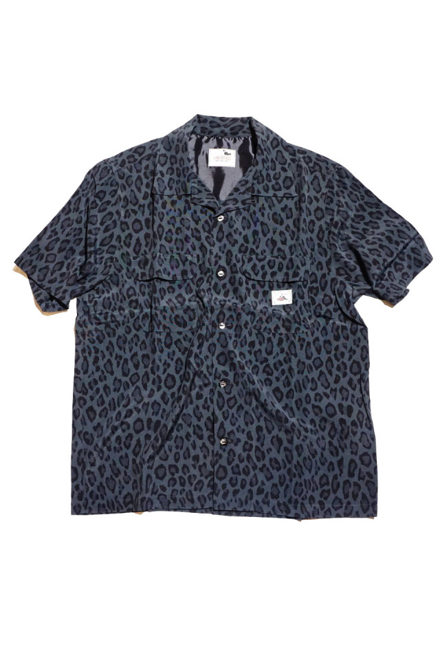 GANGSTERVILLE RISE ABOVE - S/S SHIRTS BLACK