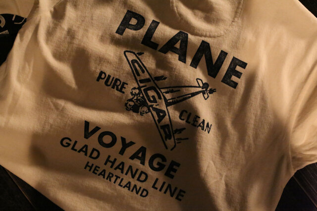 BY GLAD HAND FOR SMOKING VOYAGE - S/S HENRY T-SHIRTS