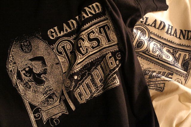 BY GLAD HAND FOR SMOKING LADY - S/S HENRY T-SHIRTS