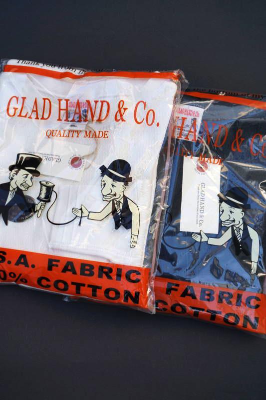 GLAD HAND WAFFLE L/S T-SHIRTS