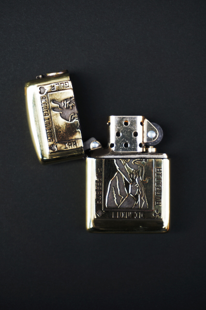 GANGSTERVILLE×galcia ZIPPO
