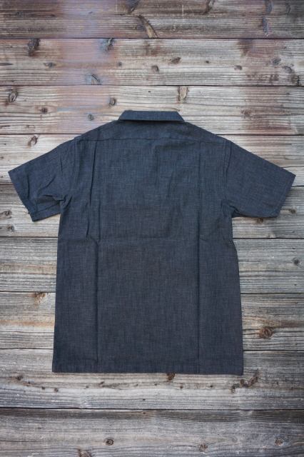Delinquent Bros PULLOVER OPEN SHIRTS BLACK