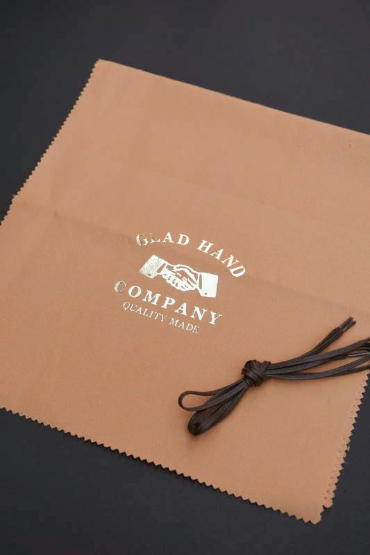 GLAD HAND × REGAL AMERICAN BROGE - SHOES BROWN