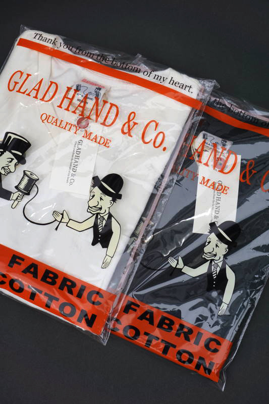 GLAD HAND STANDARD V-NECK T-SHIRTS