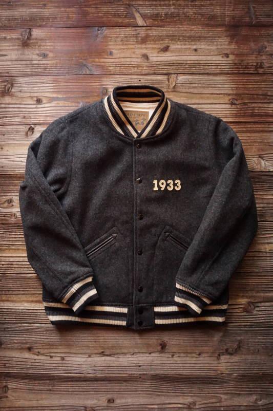 OLD CROW OLD CLUB - JACKET BLACK