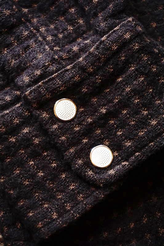 GANGSTERVILLE GOLD WEST - L/S SHIRTS BLACK