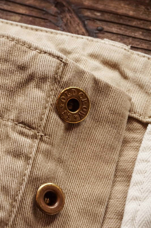 OLD CROW OLD RODDER - CHINO PANTS