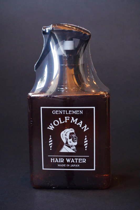 WOLFMAN - HAIR WATER