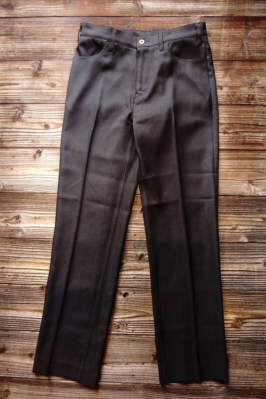 GANGSTERVILLE REBELS - PANTS BLACK