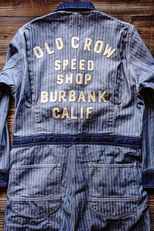 OLD CROW SPEED SHOP - ALL IN ONE INDIGO
