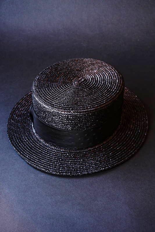 GANGSTERVILLE THUG QUEEN - HAT BLACK