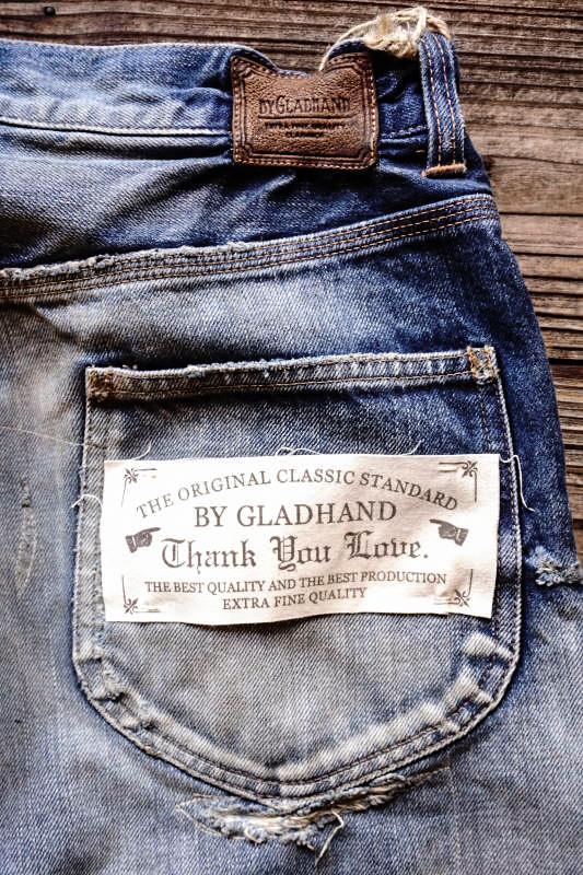 BY GLAD HAND GLADDEN - DENIM