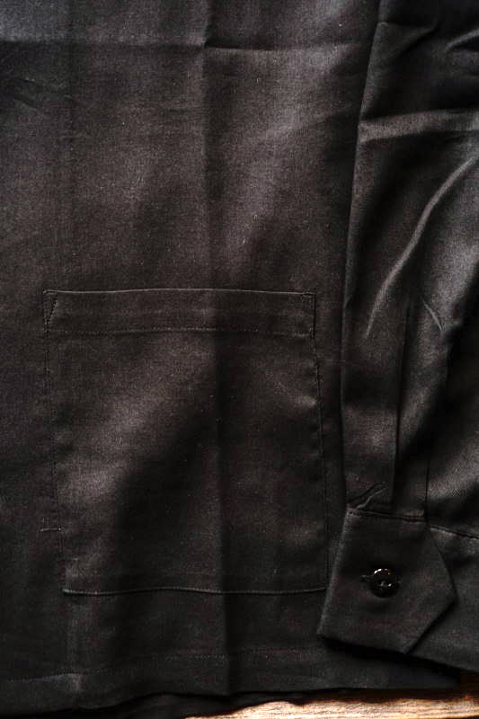 BY GLAD HAND LUXURY - L/S SHIRTS BLACK