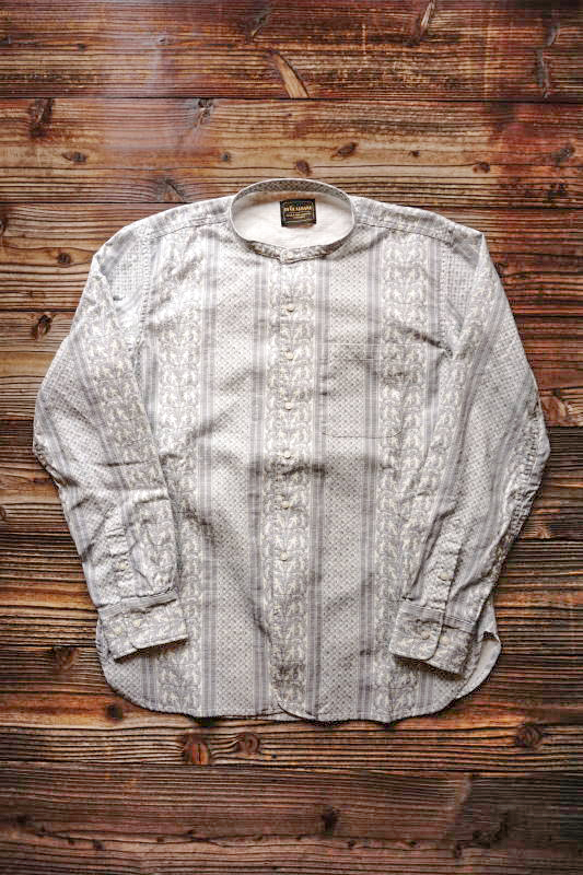 BY GLAD HAND WARDROBE - L/S SHIRTS IVORY