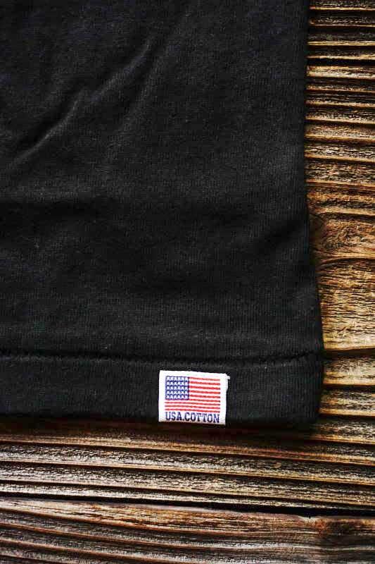 Bull Classics USA COTTON 100% 2PACK T-SHIRTS  HENRY NECK