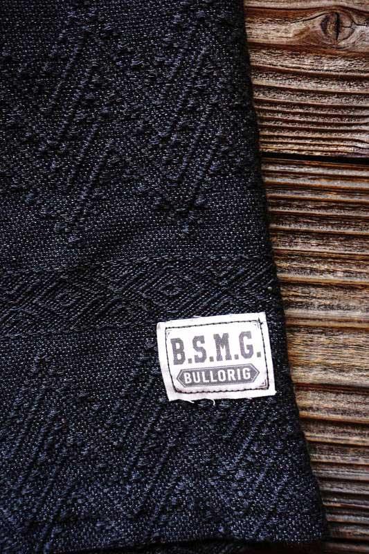 B.S.M.G. GAME - SHORTS BLACK