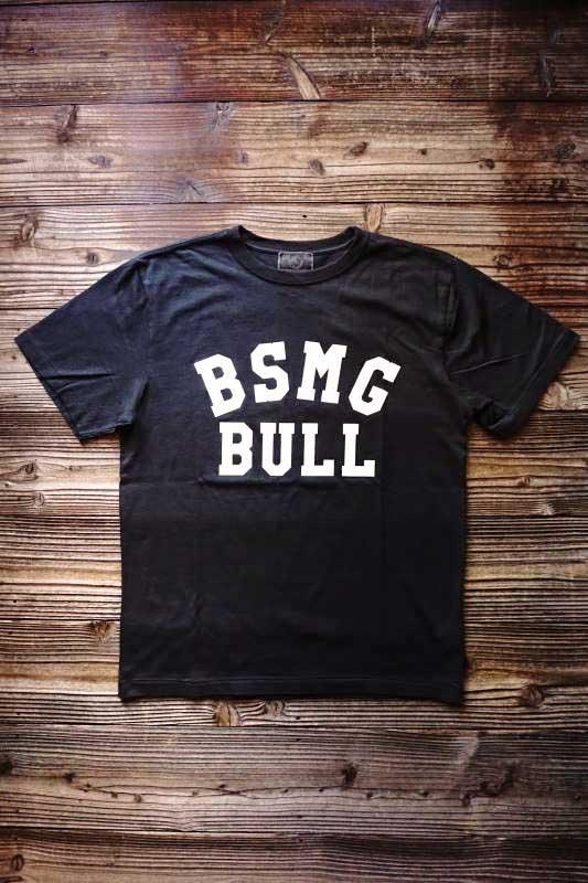 B.S.M.G. GAME - T-SHIRTS BLACK