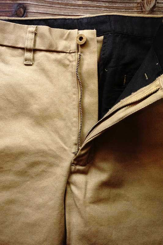 GANGSTERVILLE GREASER - SHORTS BEIGE
