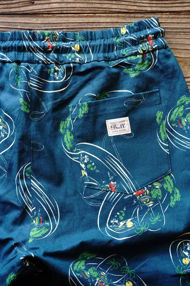 Bull Classics MEXICAN PANTS BLUE