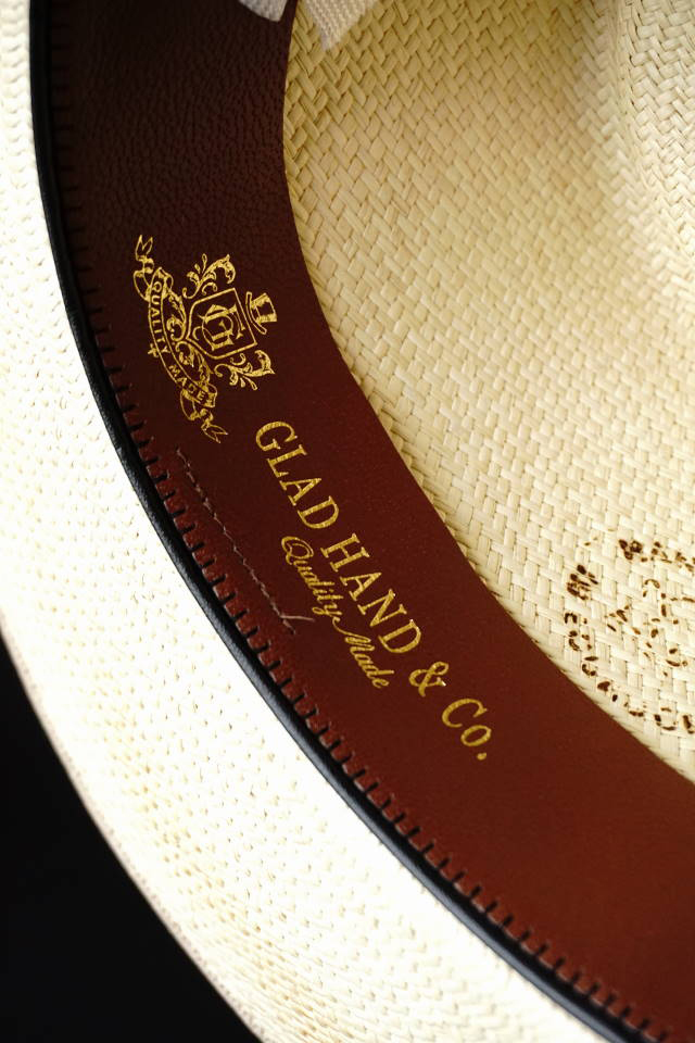 GLAD HAND & Co. LUV LETTER NATURAL