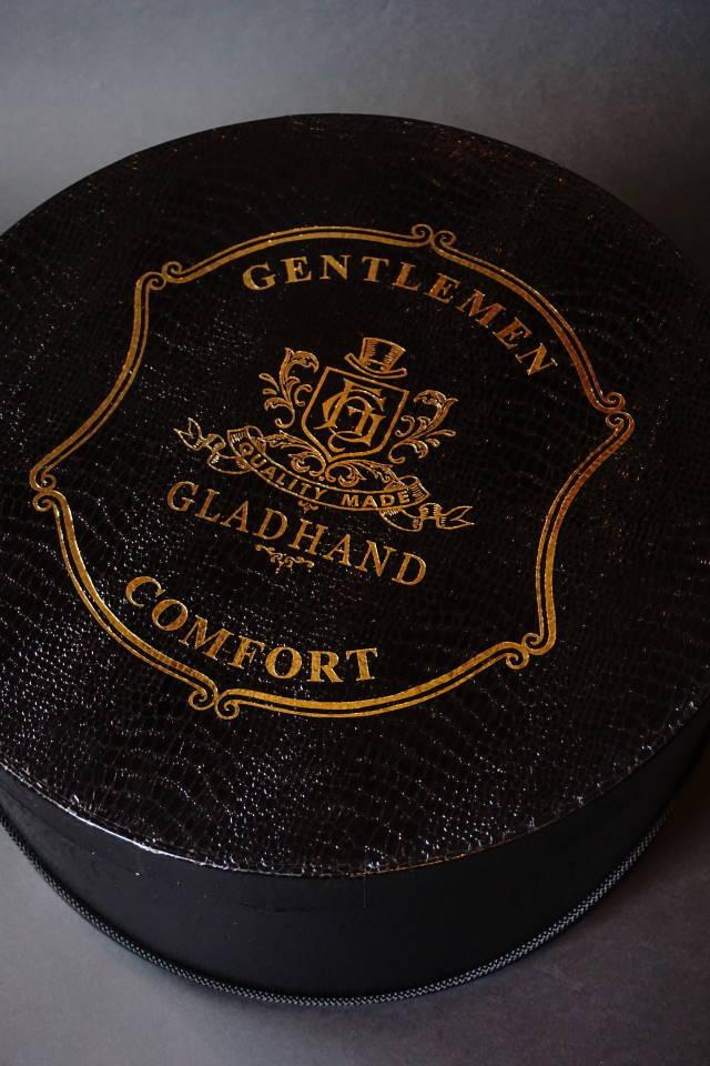GLAD HAND & Co. LUV LETTER BLACK