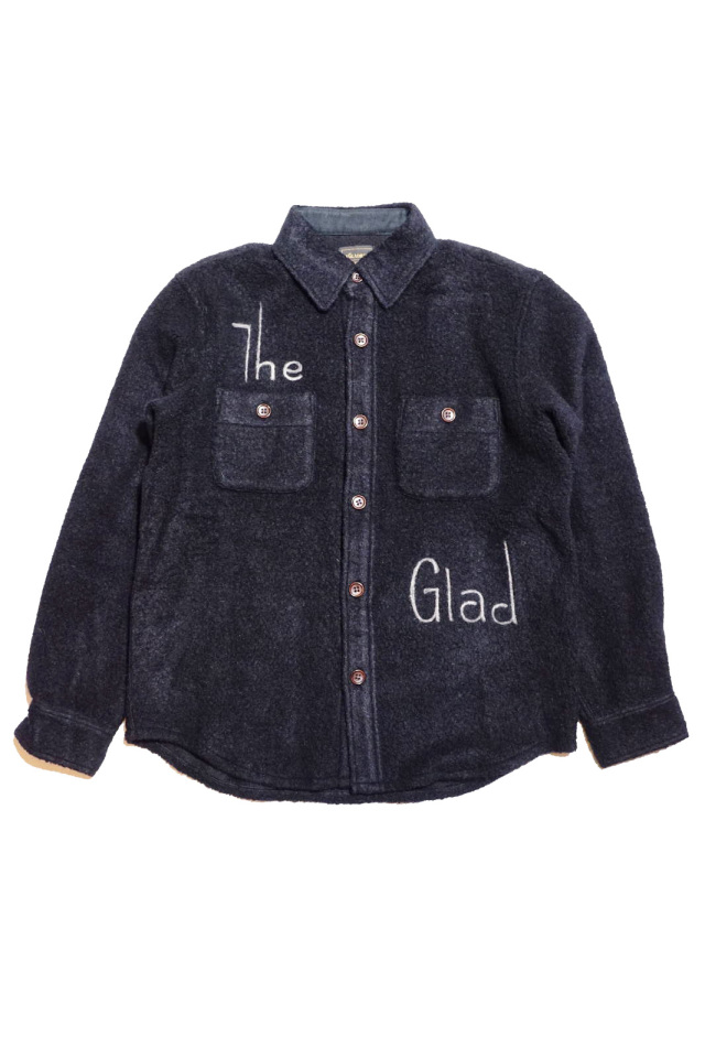BY GLAD HAND THE GLAD - L/S BOA SHIRTS BLACK