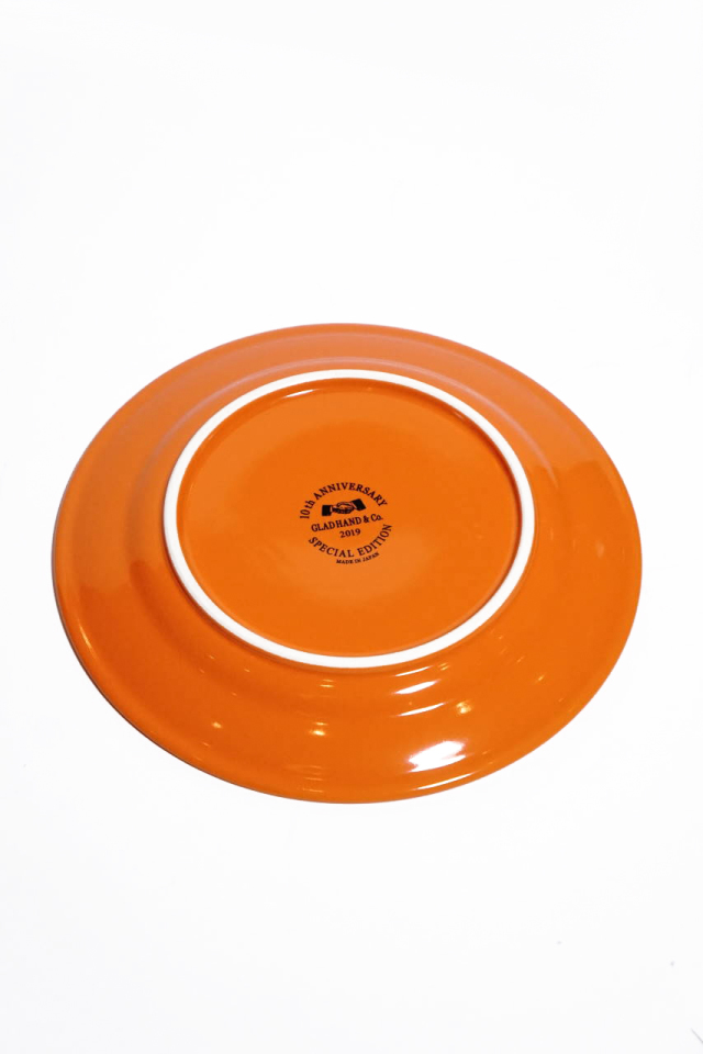 GLAD HAND PLATE