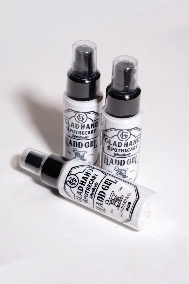 GLAD HAND APOTHECARY HAND GEL