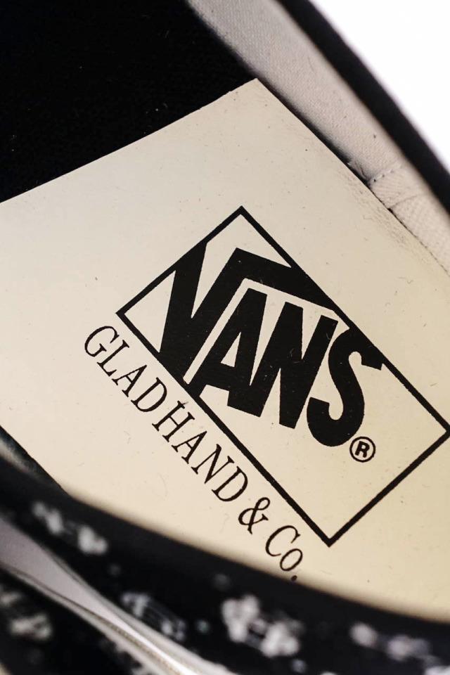 GLAD HAND × VANS AUTHENTIC