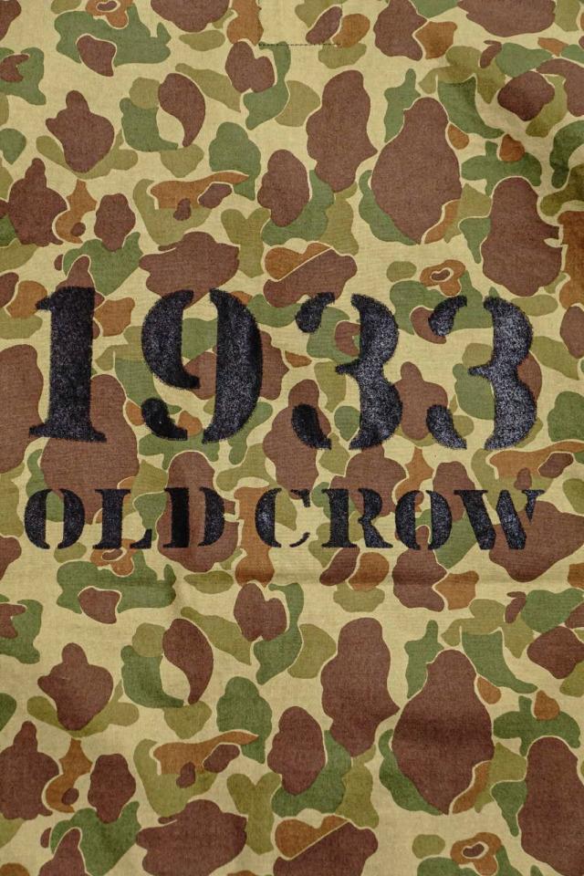 OLD CROW OLDROD M - JACKET CAMO