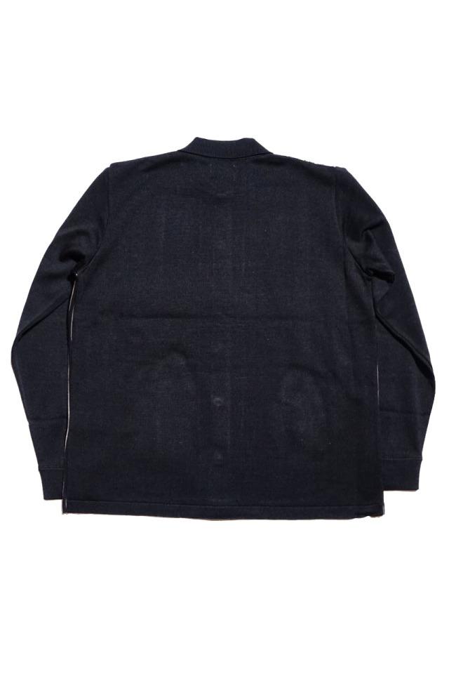GANGSTERVILLE BOULEVARD - L/S SHIRTS BLACK