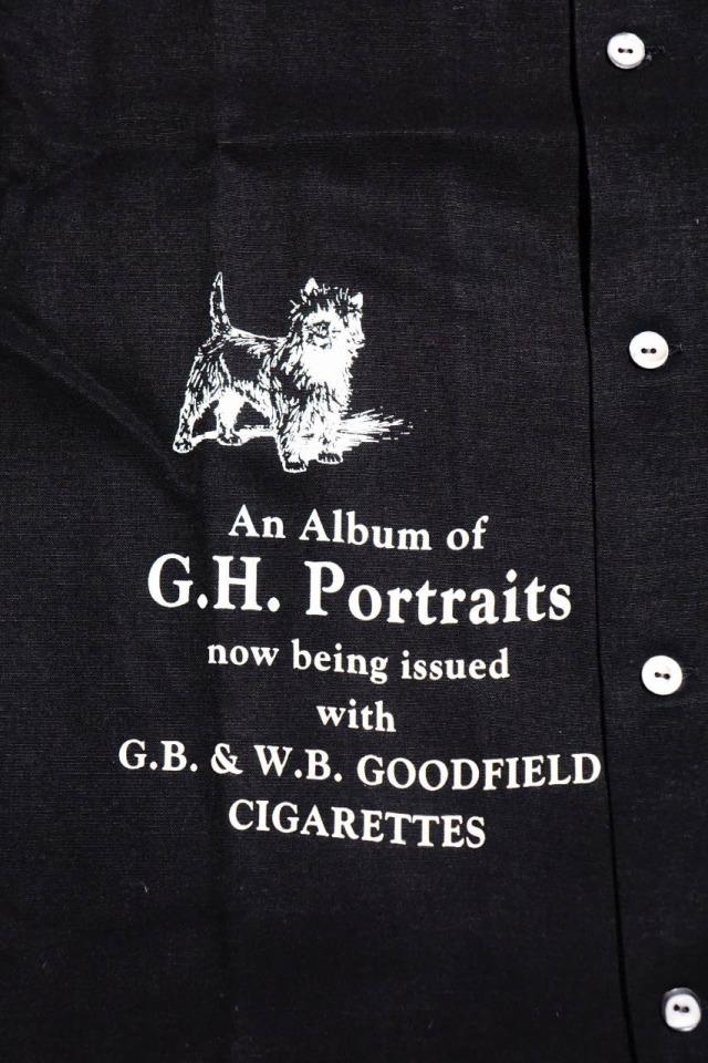 BY GLAD HAND PORTRAITS - S/S SHIRTS BLACK