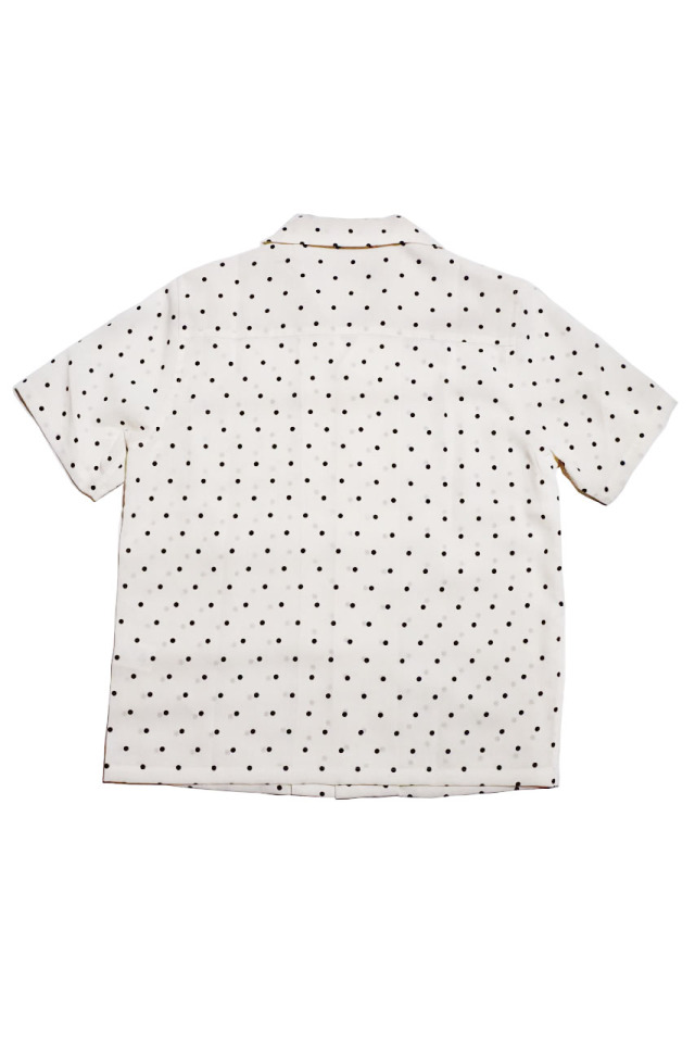 GANGSTERVILLE DIAMONDS - S/S SHIRTS IVORY
