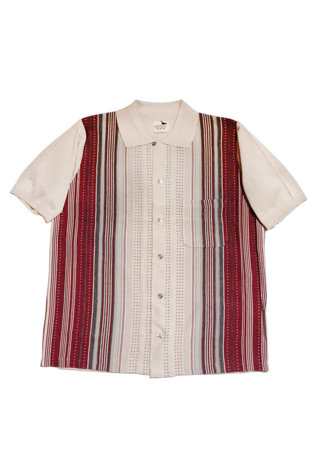 GANGSTERVILLE BOULEVARD - S/S SHIRTS IVORY