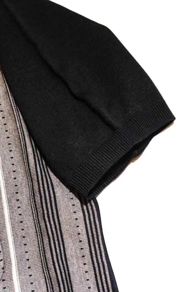 GANGSTERVILLE BOULEVARD - S/S SHIRTS BLACK