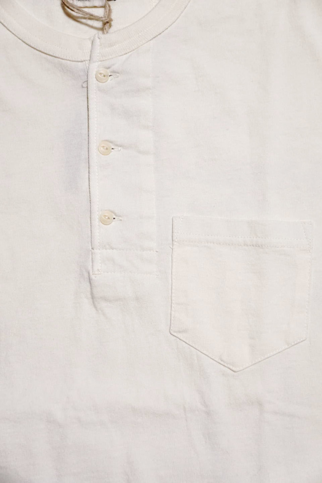 BY GLAD HAND PORTRAITS - S/S HENRY T-SHIRTS WHITE