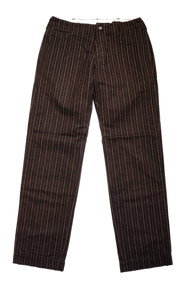OLD CROW THIRTEEN CROWS - TROUSERS BROWN