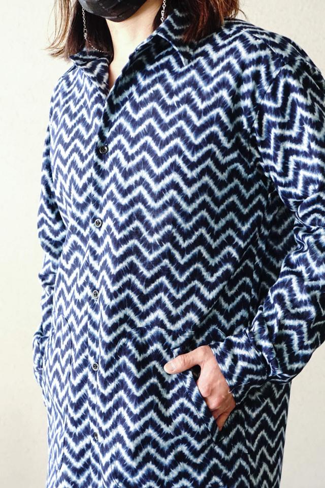ANDFAMILYS CO. Maury Long Shirts
