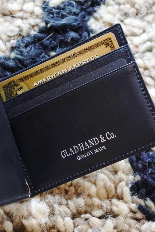 GLAD HAND & Co. SPEAKEASY MONEY CLIP WALLET