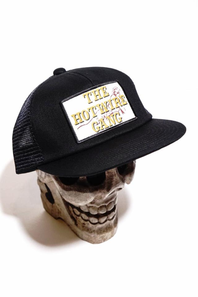 GANGSTERVILLE HOTWIRE GANG - MESH CAP