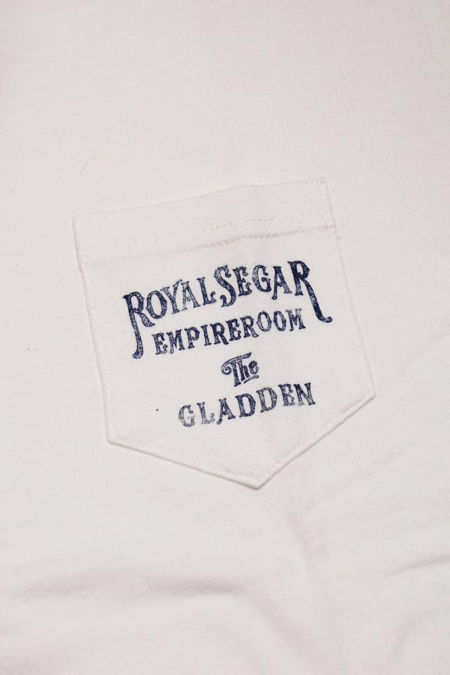BY GLAD HAND ROYAL SEGAR - S/S T-SHIRTS WHITE