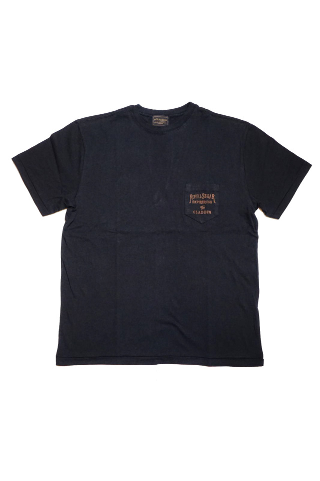 BY GLAD HAND ROYAL SEGAR - S/S T-SHIRTS BLACK