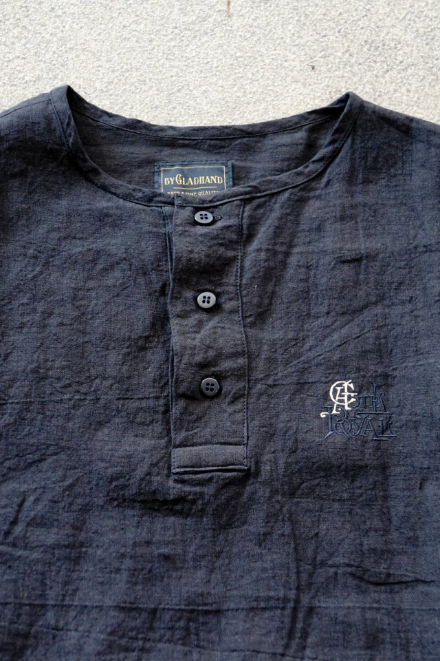 BY GLAD HAND HOTEL ROYAL - L/S PULLOVER SHIRTS LIMITED COLOR