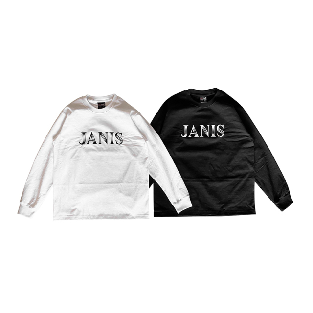 JANIS & Co. JANIS ICON / USA MADE LS TEE