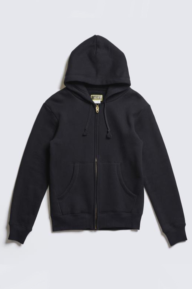 ADDICT CLOTHES JAPAN ACVM HEAVY WEIGHT ZIP UP PARKA
