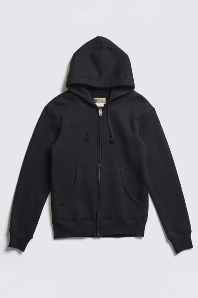 ADDICT CLOTHES JAPAN ACVM HEAVY WEIGHT ZIP UP PARKA