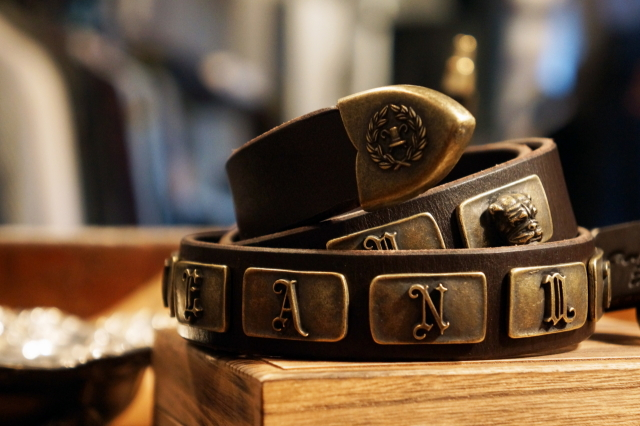 PEANUTS & Co. BULL BELT