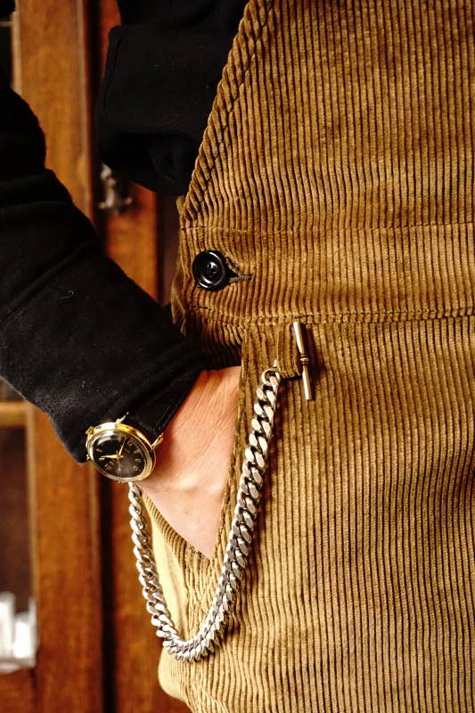 BY GLAD HAND LOWELL - OVERALL CAMEL