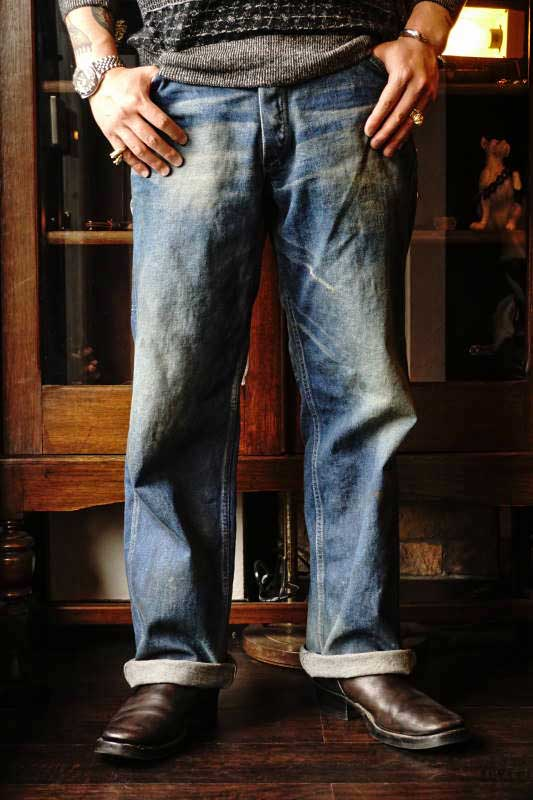 BY GLAD HAND GLADDEN - DENIM