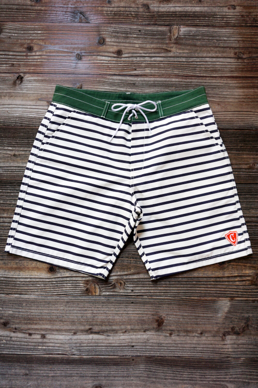 O.C CREW BOARD SHORTS BORDER